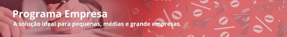 Banner Programa Empresa