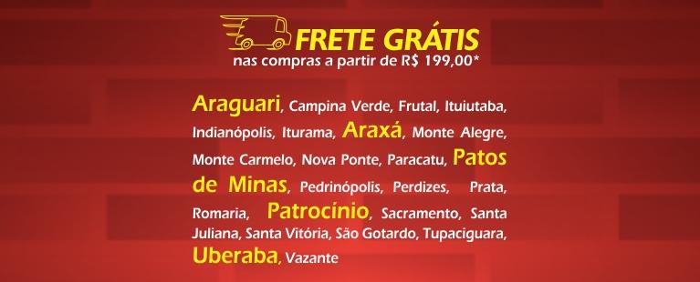 FRETE GRÁTIS MOB